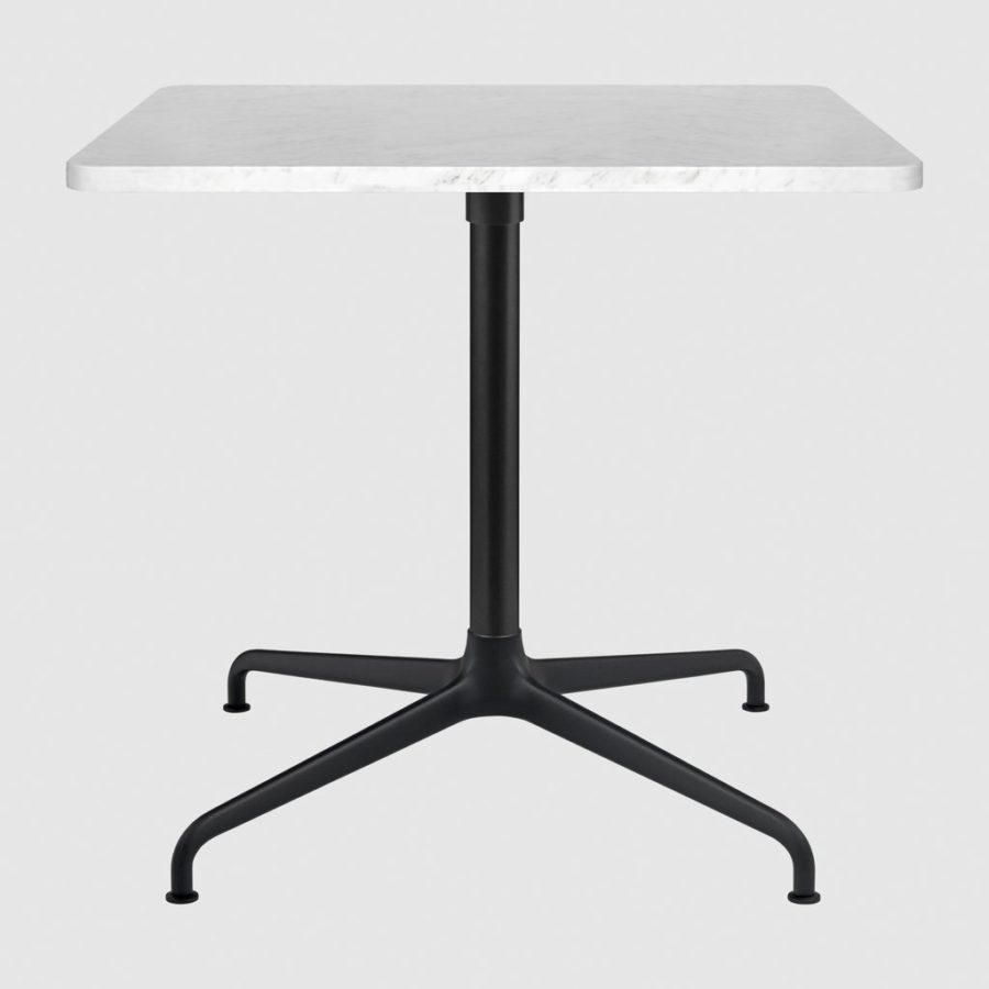 Стильный столик Beetle Lounge Table, 75x75 cm, 4-star base