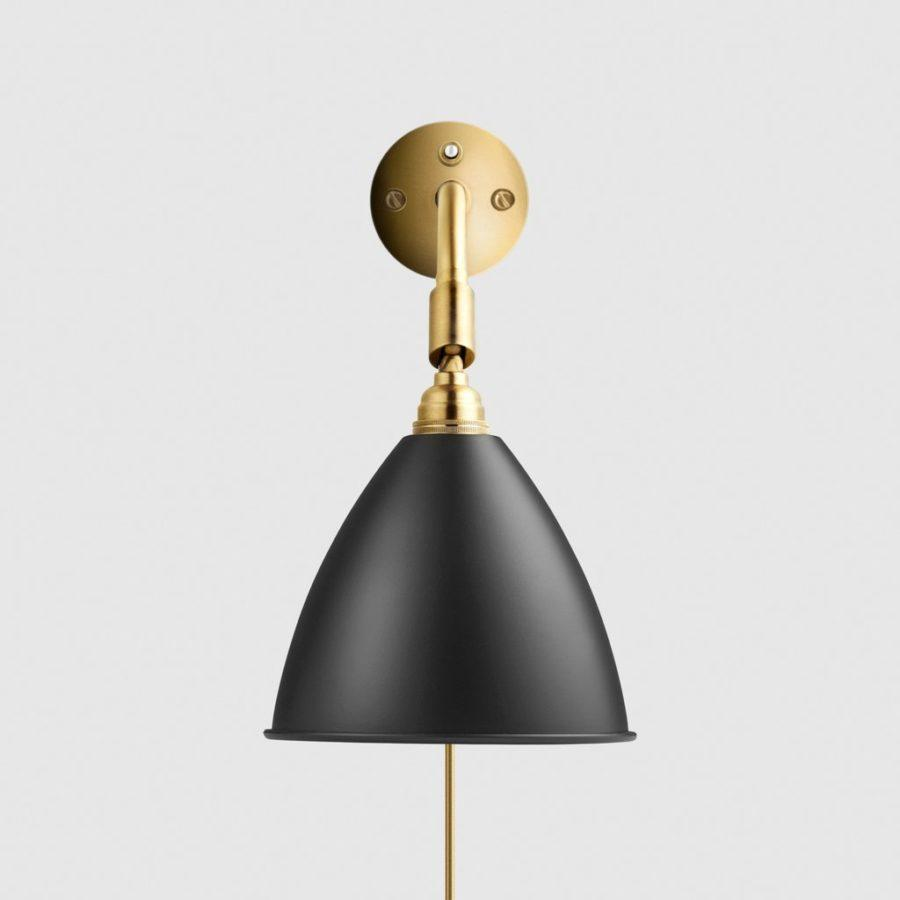Стильное бра BL7 Wall Lamp - Dia.16 - All Brass base