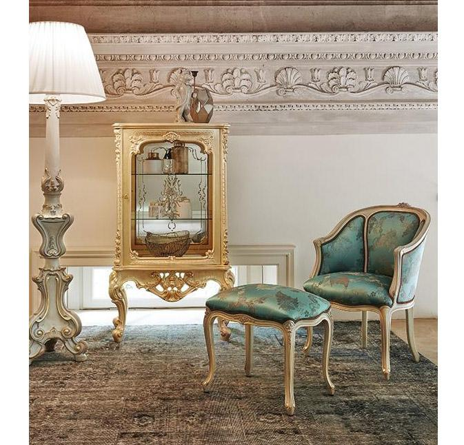 Кресло Poltroncina ART. 1708