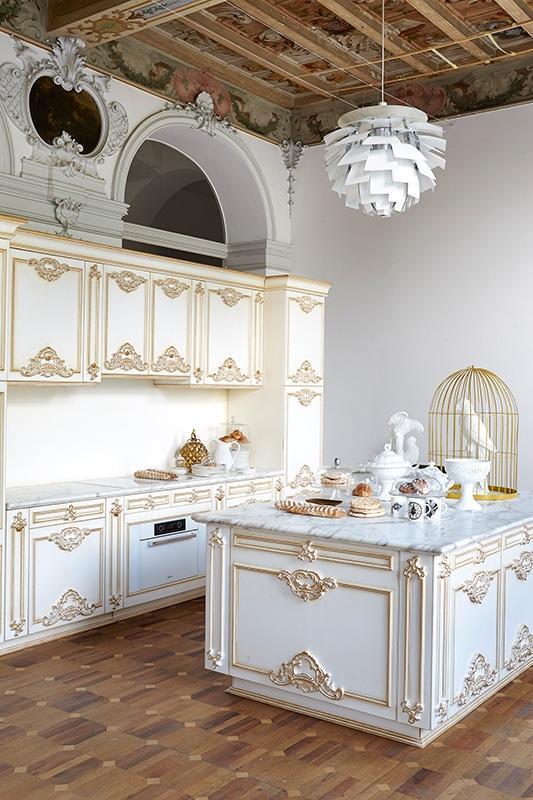Кухня FLORA