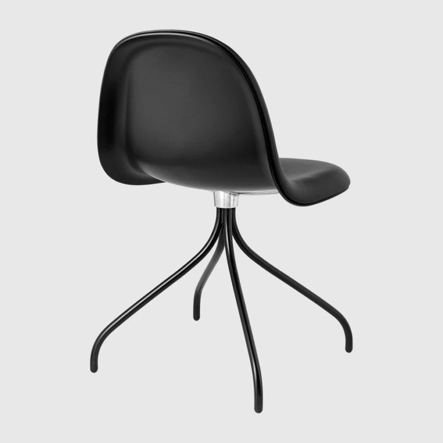 Кресло 3D Meeting Chair - Front Upholstered - Swivel base