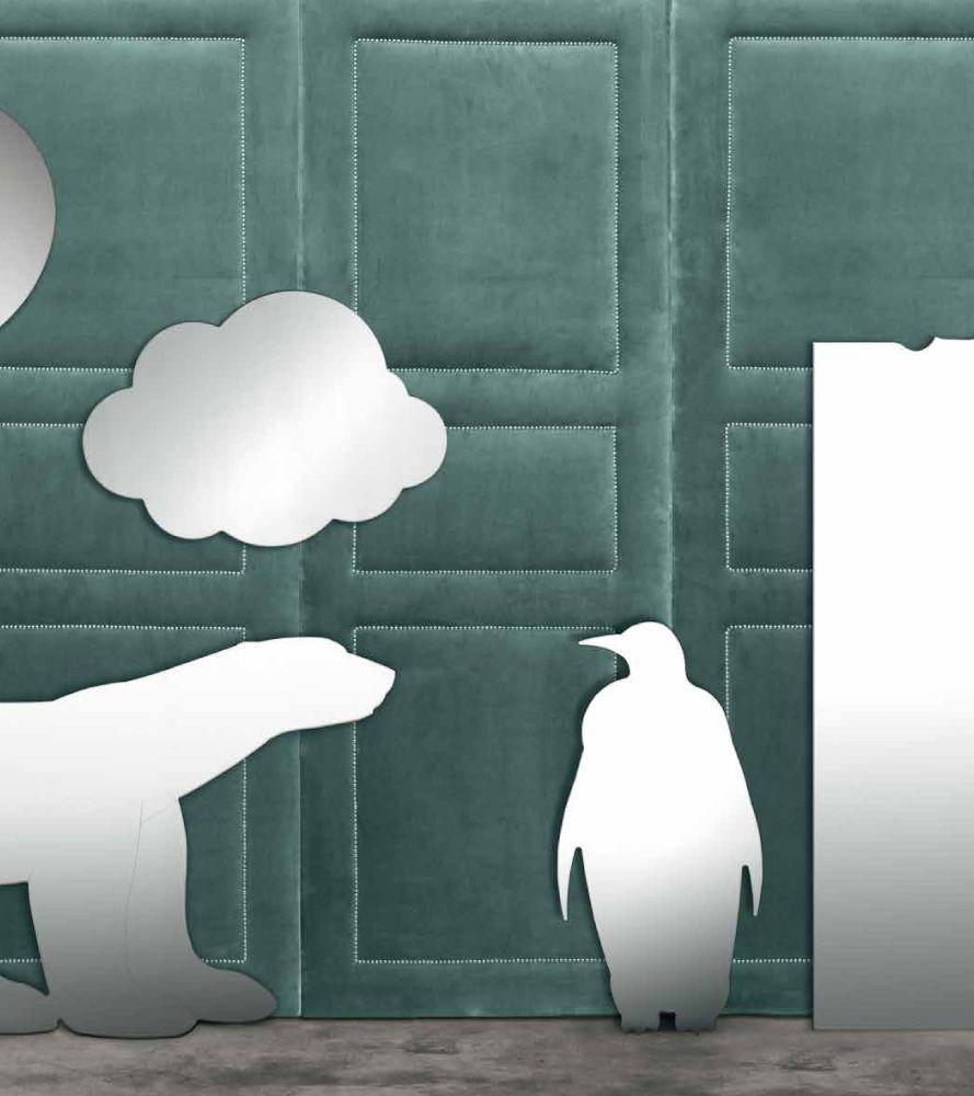 Настенное зеркало Pinguì Art. CR/4200