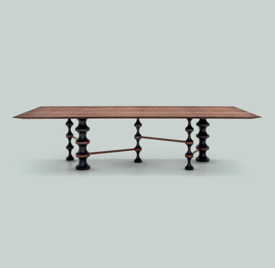 Шикарный обеденный стол Rocco Art. CR/4945