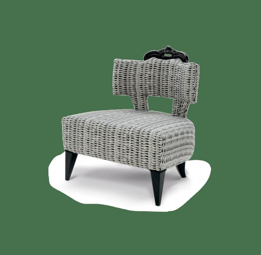 Удобное кресло Rosy Art. CR/4821