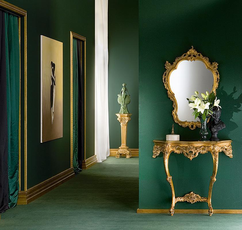 Настенное зеркало ART. 118