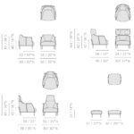 Дизайнерское кресло Archibald